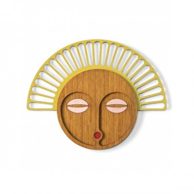 MASQUE AFRICAIN MODERNE -Y23 SMALL