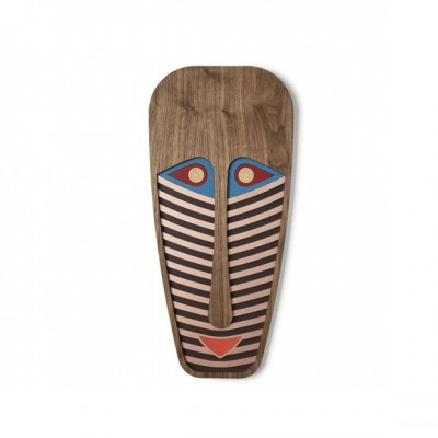 MASQUE AFRICAIN MODERNE -15 SMALL