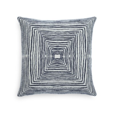 COUSSIN CARRE LINEAR BLANC 45X45CM