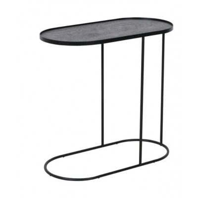 Oblong tray side table - M (Tray not included)