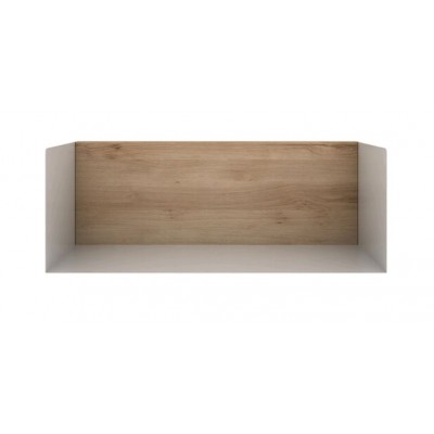 U SHELF MEDIUM BLANC