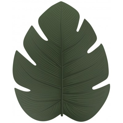 SET DE TABLE FEUILLE MONSTERA