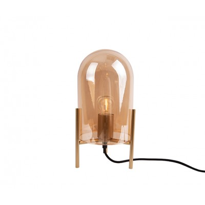LAMPE BELL AMBRE