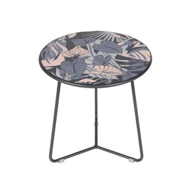 COCOTTE - TABLE D'APPOINT MELLEMIMIJOLIE CARBONE