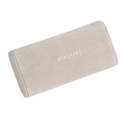 STACKER BRACELET PAD MINK/ WHITE