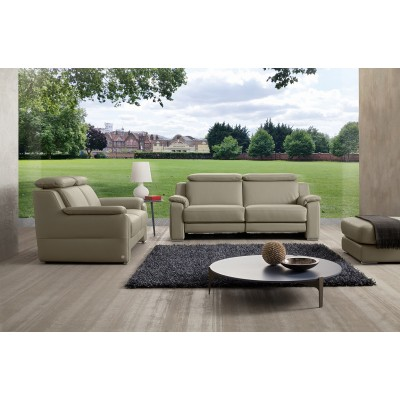 GIOTTO CANAPE 3 PLACES 2 RELAX ELECTTRIQUES