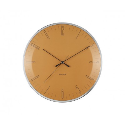 HORLOGE DRAGONFLY CURRY YELLOW