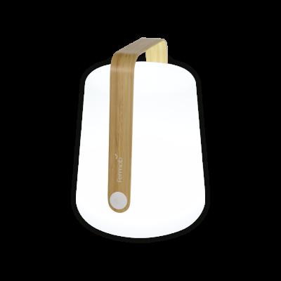 BALAD LAMPE LED H 25 BAMBOU