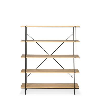 Oak Rise rack - varnished