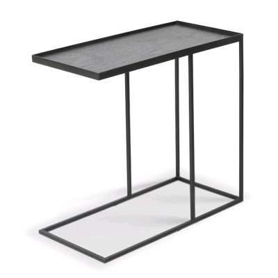 Rectangular tray side table - M (tray not included)