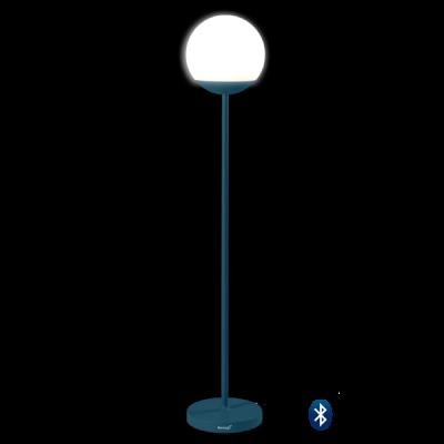 MOOON! LAMPE H134 BLEU ACAPULCO