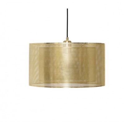 LAMPE A SUSPENSION LAITON