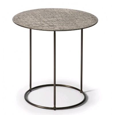 Celeste side table - lava - taupe