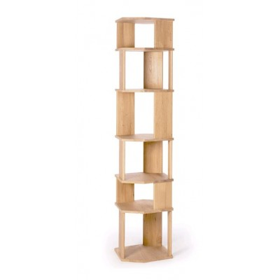 Oak Stairs column