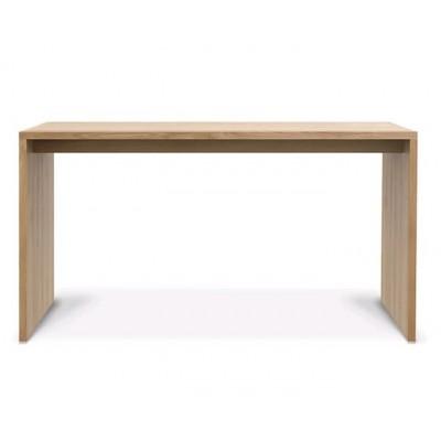 Oak U desk