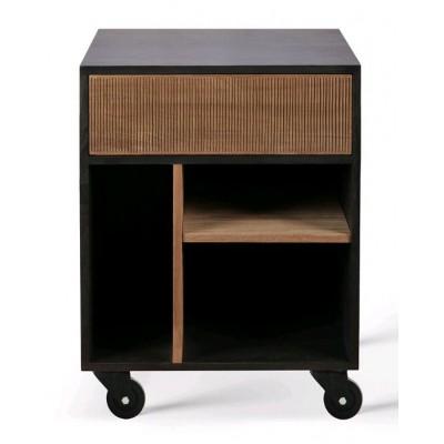 Teak Oscar drawer unit - 1 drawer